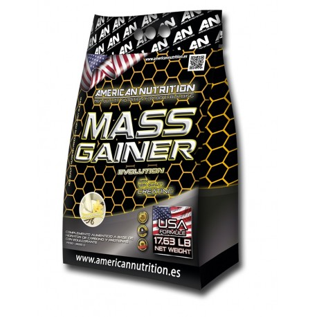 MASS GAINER EVOLUTION